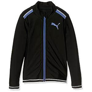 [プーマ]トレーニングウェア ラッシュガードジャケット 920870 [ボーイズ] ボーイズ ブラック (01) 日本 140 (日本サイズ140 相当)
