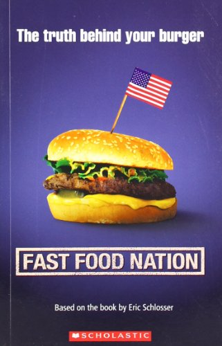 Fast Food Nation Audio Pack (Scholastic Readers)の詳細を見る
