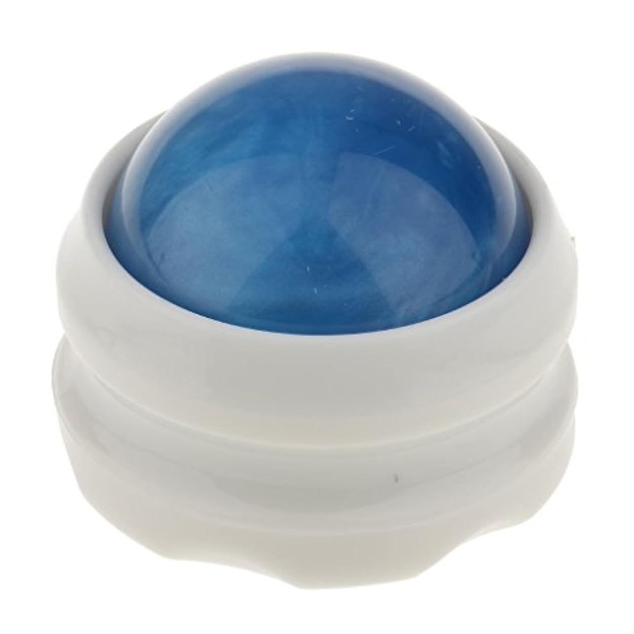 承認する植生導出homyl Professionalマッサージローラーボールマッサージボディ足首痛みリリーフ – ブルーグリーンパープル