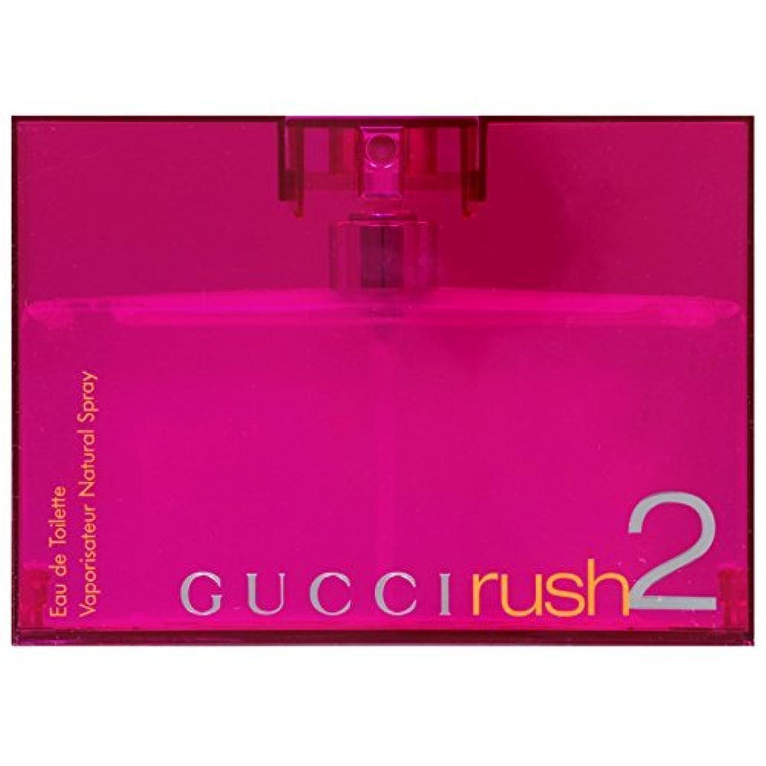 ステープル二年生簡単なグッチ ラッシュ2オードトワレスプレーEDT30ml GUCCI RUSH2 EDT