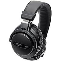 オーディオテクニカ ダイナミック密閉型ヘッドホン(ブラック)audio-technica ATH-P…