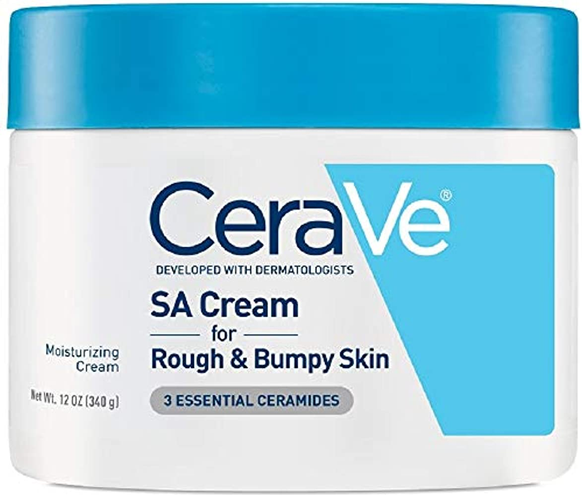 快適狂う悪性海外直送品Cerave CeraVe Renewing SA Cream, 12 oz