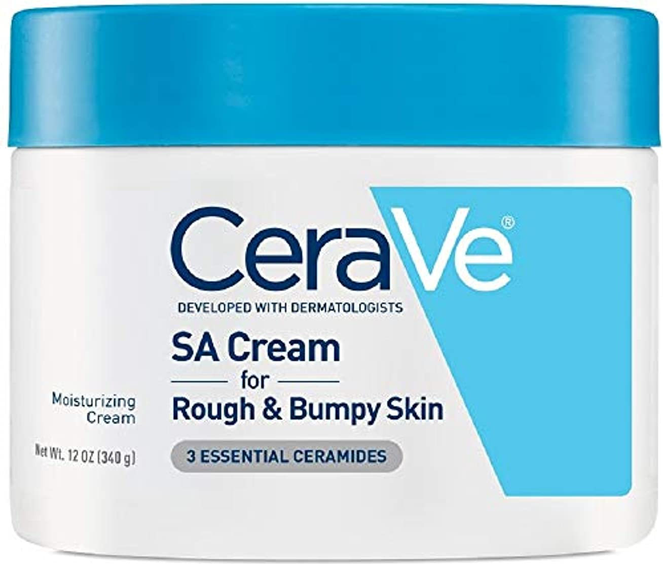 鋭く呼び出す序文海外直送品Cerave CeraVe Renewing SA Cream, 12 oz