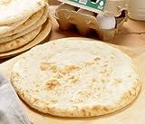 MCC 業務用 ナポリ風 ピッツァクラスト(ピザ生地)8インチ 1袋 (2枚入) (エムシーシー食品) 冷凍食品