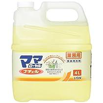 ママローヤル ナチュール 食器野菜用洗剤 4L 業務用