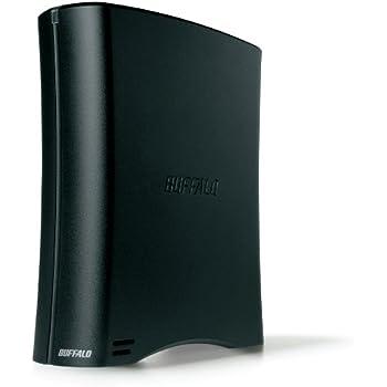 BUFFALO ターボUSB機能/省電力モード搭載 外付けハードディスク 1.0TB HD-CL1.0TU2