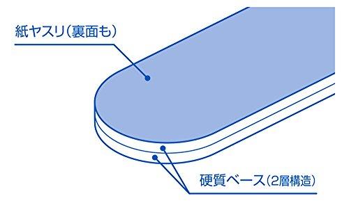 ウェーブ ホビーツールシリーズ ヤスリスティック HARD2 細型 ♯1200 10枚入り プラモデル用工具 HT-630