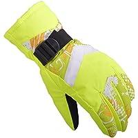 yooanアウトドア防風スキー手袋防水冬Keep WarmスノーボードグローブRiding Motorcycle手袋通気性メンズスキーグローブ