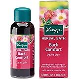 Kneipp Back Comfort Herbal Devil's Claw Bath Oil (100ml) - クナイプバック快適ハーブデビルズクローのバスオイル(100ミリリットル) [並行輸入品]