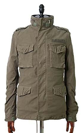 (ダヴルジェイケイ)wjk M66 field jacket 1821cs21e 66 khaki S