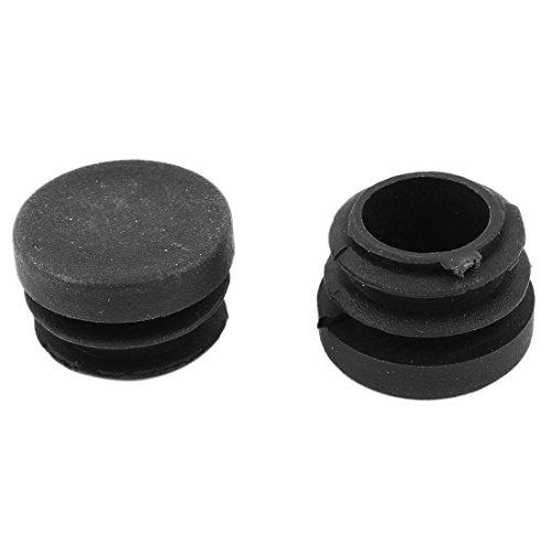 [해외]uxcell 가구 보호 파이프 캡 엔드 캡 플라스틱 둥근 2 개들이 22mm 직경/uxcell Furniture protection pipe cap End cap Plastic round 2 pieces 22 mm diameter