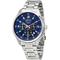 [セイコー]SEIKO 腕時計 ウォッチ クロノグラフ ブルー SKS585P1 メンズ
