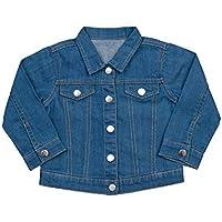 BABYBUGZ BZ53 Unisex Baby Rocks Denim Jacket