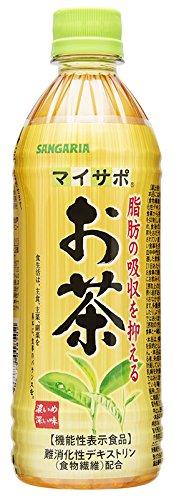サンガリア マイサポ お茶 500ml×24本