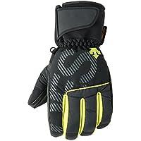 DESCENTE(デサント)大人用 メンズ スキーグローブ ヒートナビ 手袋 DGL-7017