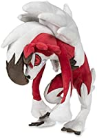 Poké Plush標準lycanroc Midnightフォーム