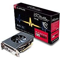Used RX 580 8G GDDR5 256B DVID//HDMI//DP Sapphire VCX 11265-21-20G NITRO