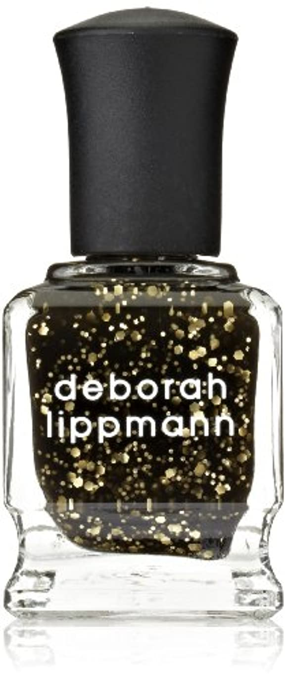 優遇不利努力[Deborah Lippmann] デボラリップマン クレオパトラ イン ニューヨーク CLEOPATRA IN NEW YORK ブラックベースにゴールドのグリッターが輝くカラー。 大小のグリッターが混ざり合い、ゴージャス...