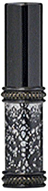 アソシエイトいっぱい薄いですヒロセアトマイザー メタルラメレース 16128 BK (メタルラメレース ブラック)