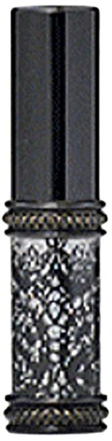 重なる聴く慣習ヒロセアトマイザー メタルラメレース 16128 BK (メタルラメレース ブラック)