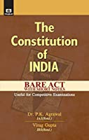 The Constitution of India [Paperback] Dr. P.K. Agrawal & Virag Gupta