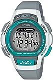 [カシオ] 腕時計 カシオ コレクション LWS-1000H-8AJH レディース グレー