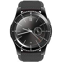 No.1 G8 Smartwatch Bluetooth 4.0 MTK2502スポーツウォッチ SIMコールメッセージリマインダ 心拍モニタ Android用IOS