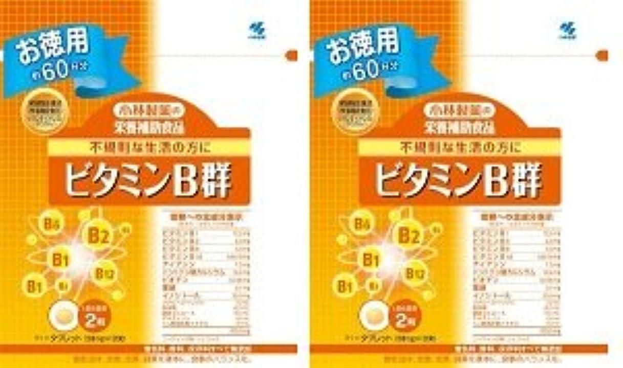 ストリーム政令代数小林製薬 小林製薬の栄養補助食品ビタミンB群120粒×2