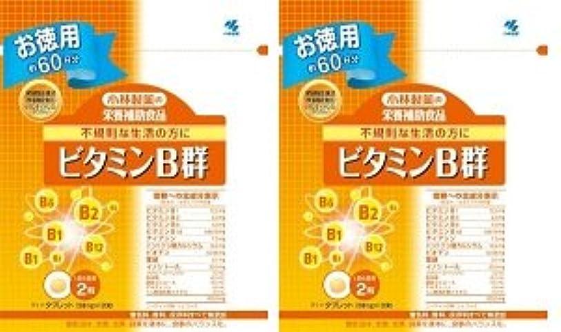 何故なの途方もない柔和小林製薬 小林製薬の栄養補助食品ビタミンB群120粒×2