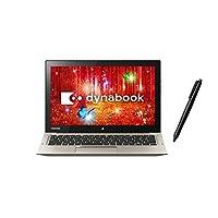 東芝 モバイルノートパソコン(デタッチャブル)dynabook R82/PGP(WIN8.1Update 64Bit/M-5Y31/4GB/12.5型/Office Home & Business Premium搭載) PR82PGP-NHA