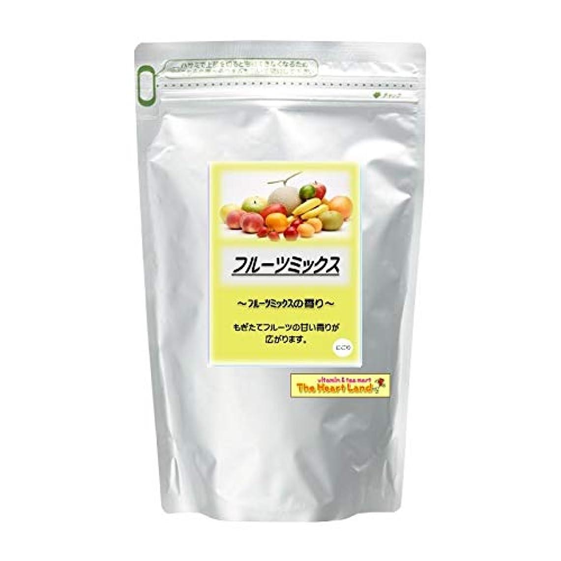想定する療法緑アサヒ入浴剤 浴用入浴化粧品 フルーツミックス 300g