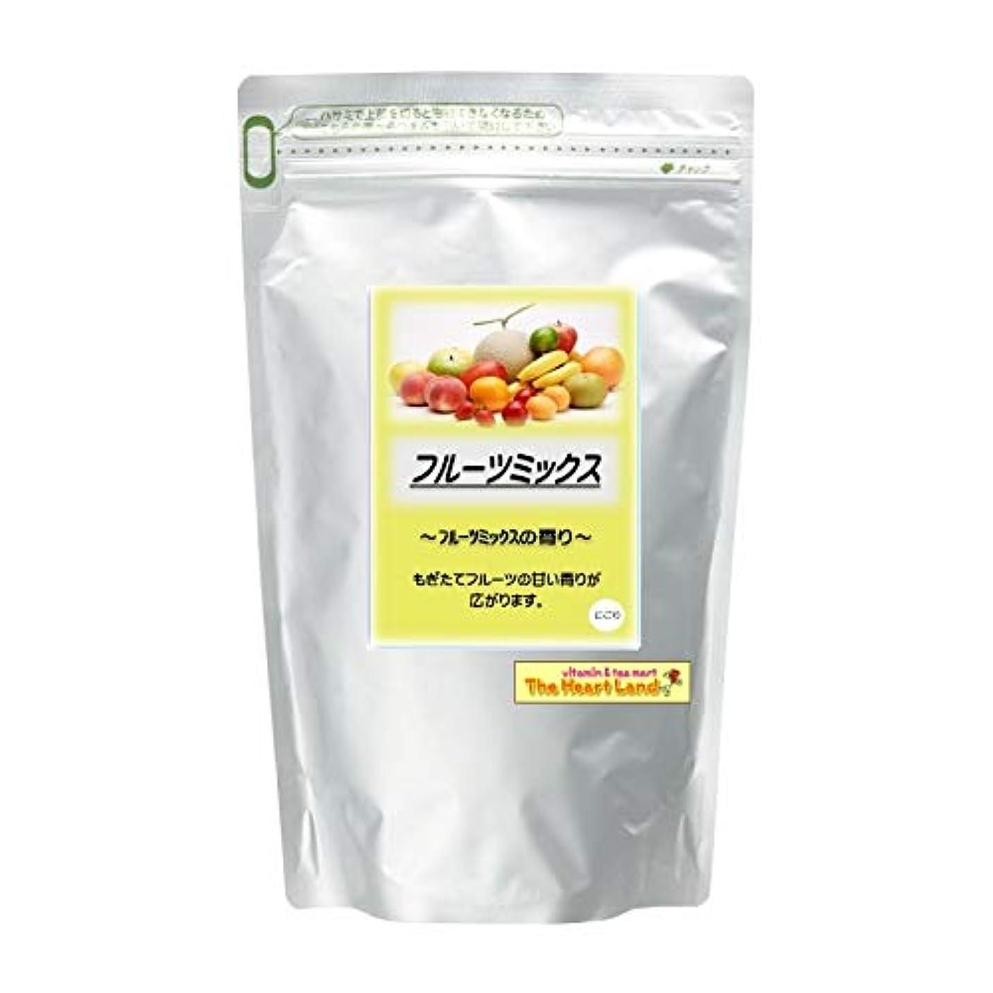 四半期排出デュアルアサヒ入浴剤 浴用入浴化粧品 フルーツミックス 2.5kg