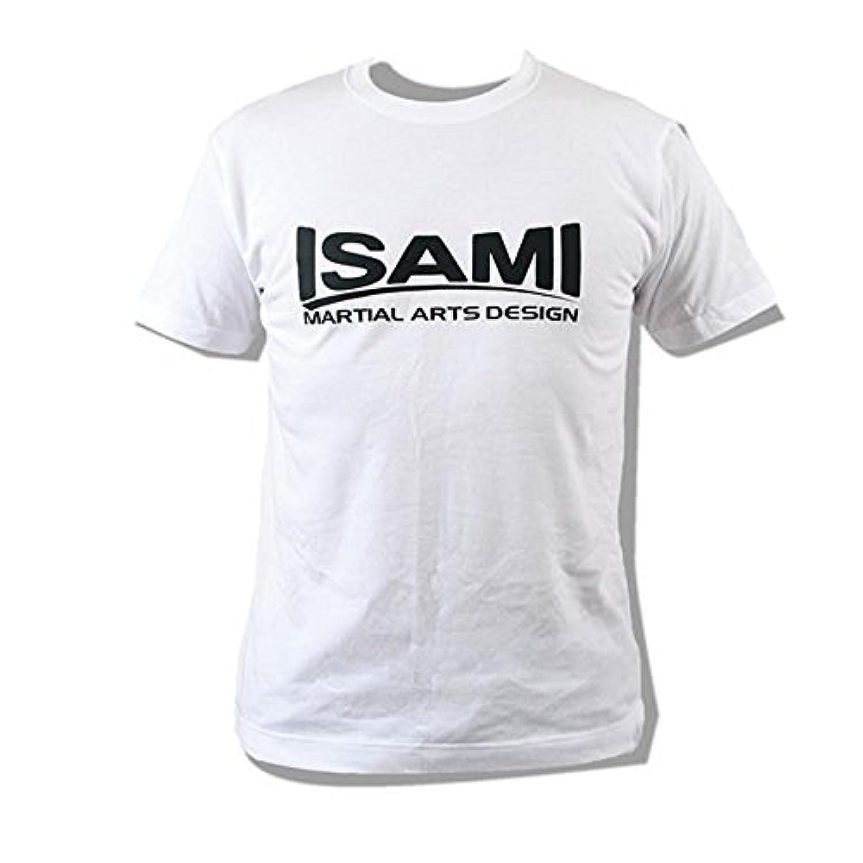 ISAMI(イサミ) ドライメッシュT TMS-110 Lサイズ白 ヒゴワンタオル付き