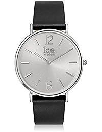 [アイスウォッチ]ICE-Watch 腕時計 メンズ/レディース シティタンナー CITY tanner 41mm ブラック/シルバー 001514(CT.BSR.41.L.16) [正規輸入品]