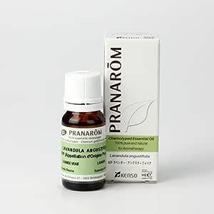 プラナロム AOP ラベンダーアングスティオフォリア 10ml (PRANAROM ケモタイプ精油)