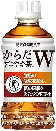 [トクホ] コカ・コーラ からだすこやか茶W 350mlPET×24本