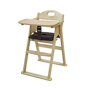 カトージ 木製ワイドハイチェア ステップ切り替...の関連商品1