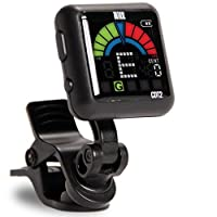 So There Rechargeable Clip-on Tuner for Guitar Bass Ukulele Violin & Other Stringed Instruments [並行輸入品]