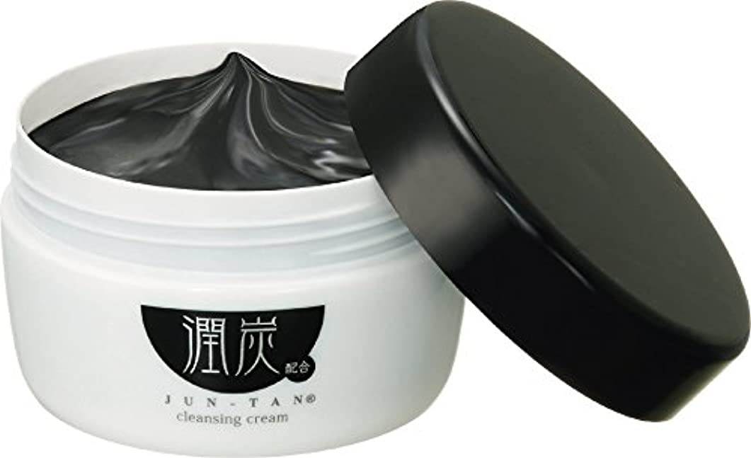 アクアライフ 潤炭クレンジングクリーム [150g]