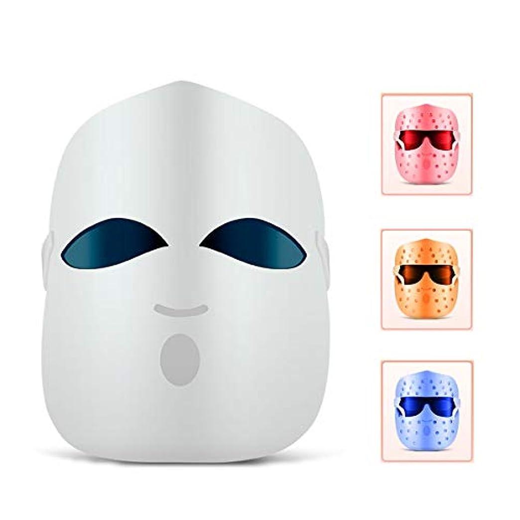 ランチョン教授ジョブ顔光子肌の若返りの機器LEDフォトンセラピーは肌の若返り分光器をホワイトニングマスクホーム美容器