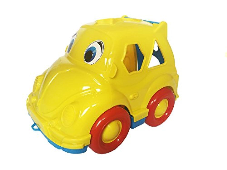 車形状ソーターTransporter Toy