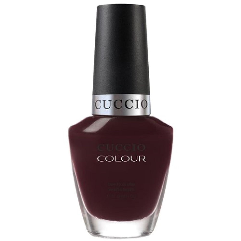 寝る震え認識Cuccio Colour Gloss Lacquer - Nights in Napoli - 0.43oz / 13ml