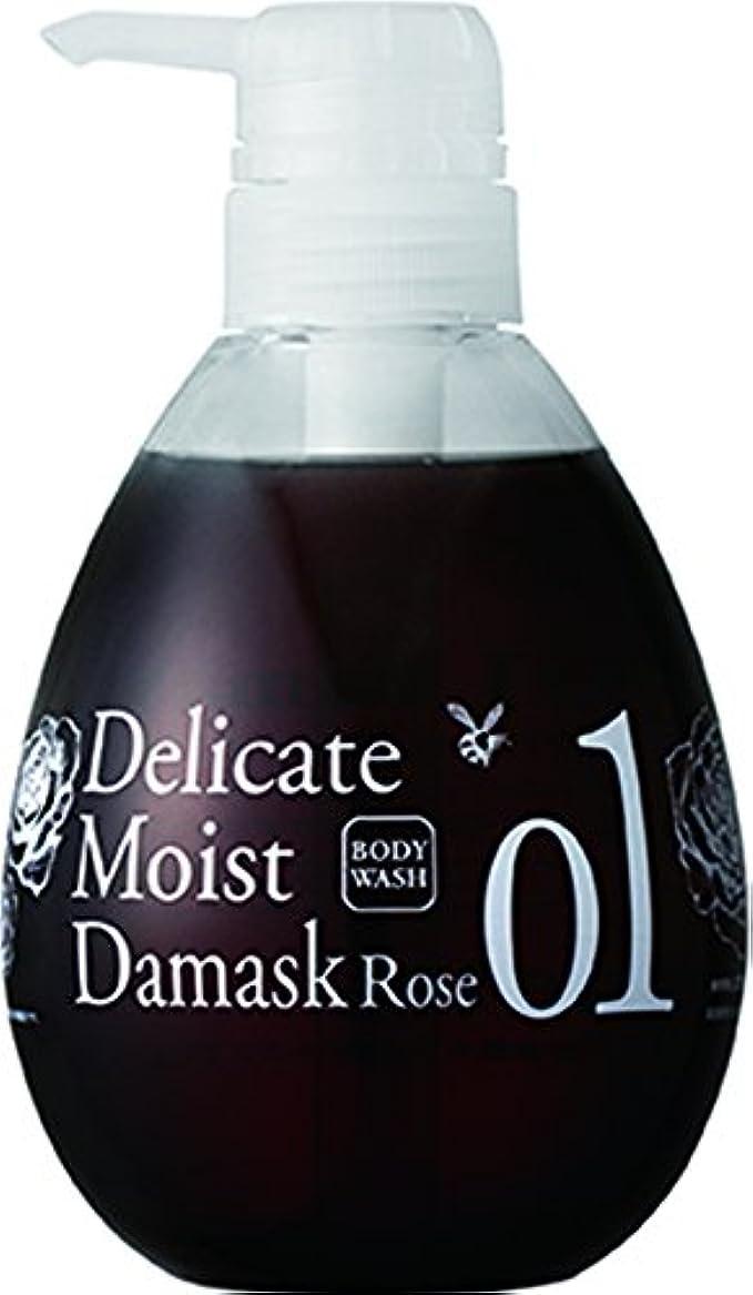 オブ?コスメティックス ソープオブボディ?01-RO スタンダードサイズ (ダマスクローズの香り) 450ml