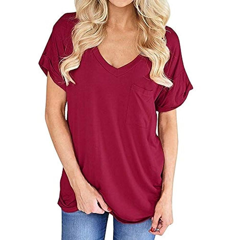 送るリング集団的MIFANポケットシャツ、半袖、コットンTシャツ、夏用トップス、ゆったりしたTシャツ、女性のブラウス、半袖Tシャツ