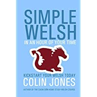 Simple Welsh in an Hour of Your Time: Kickstart Your Welsh Today (English Edition)