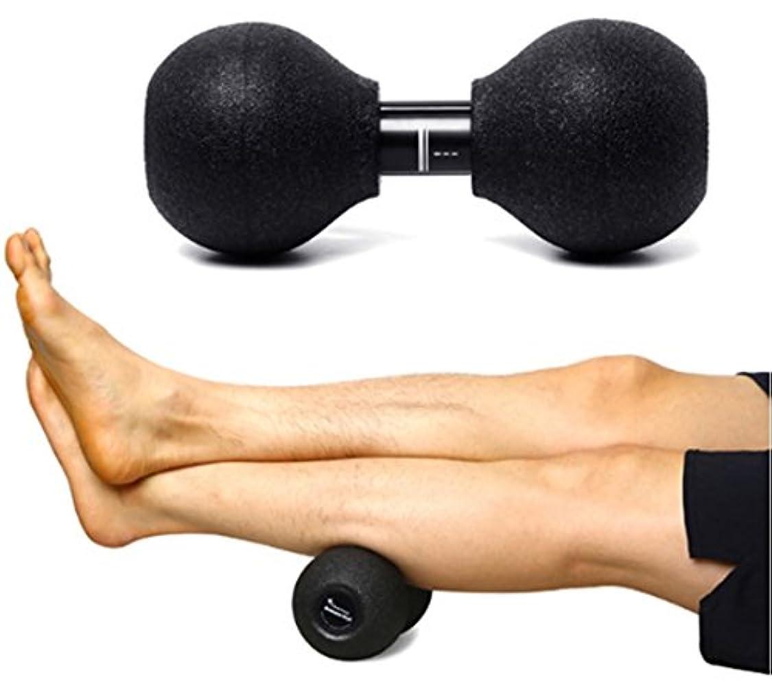 利得レイ過激派[トゥラテク] Tratec リリースロール 3段階 長さ調節可能 携帯用 マッサージローラー ハドゥポムローラー ピーナッツボール 筋膜弛緩 ヘルス ストレッチング 海外直送品 (Release Roll Three-stage Adjustable Portable Massage roller)