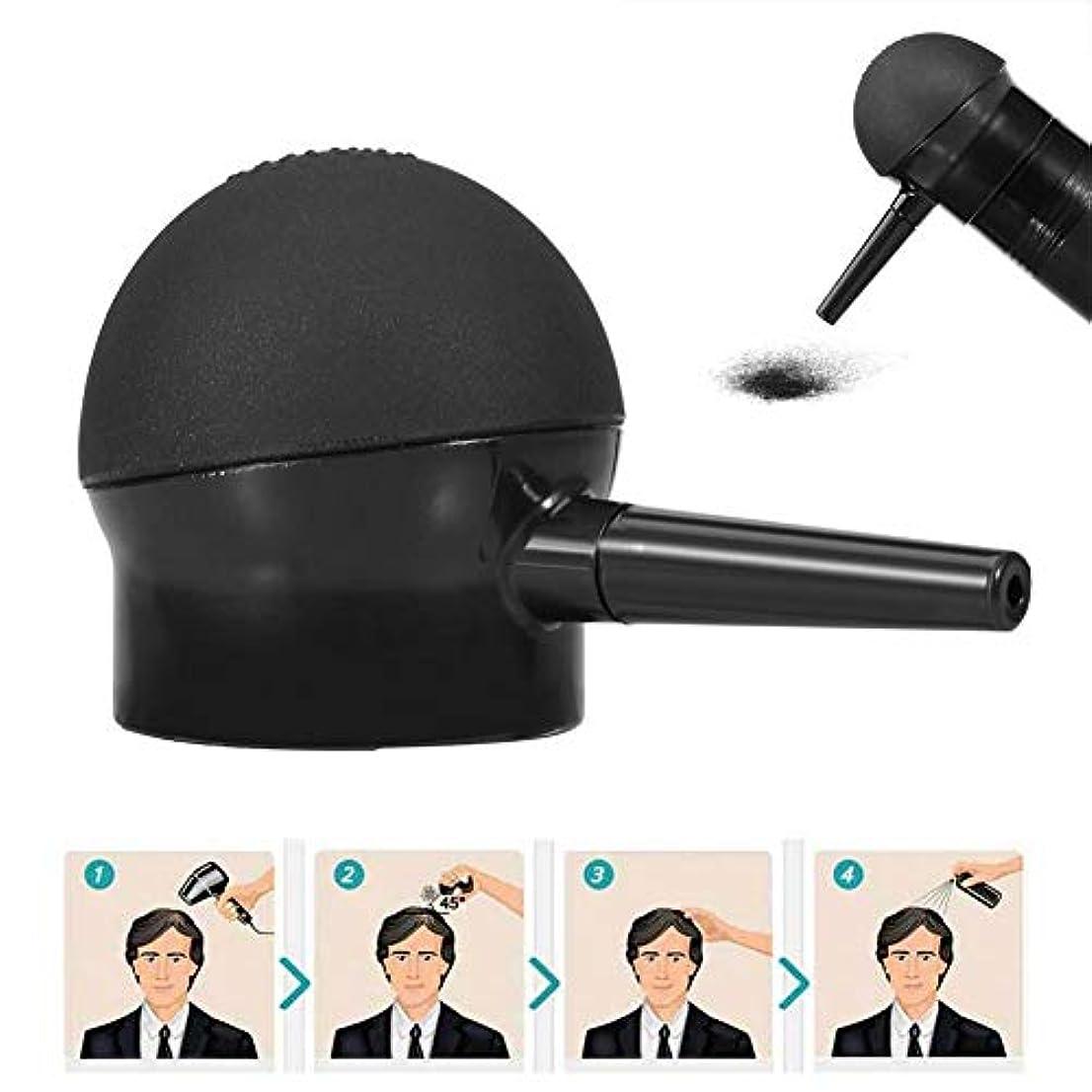 エレクトロニック成熟暫定ヘアー 噴霧器、スプレー、アプリケーションヘア、ビルディング、ファイバー用ノズル、ヘア シックニング ツール