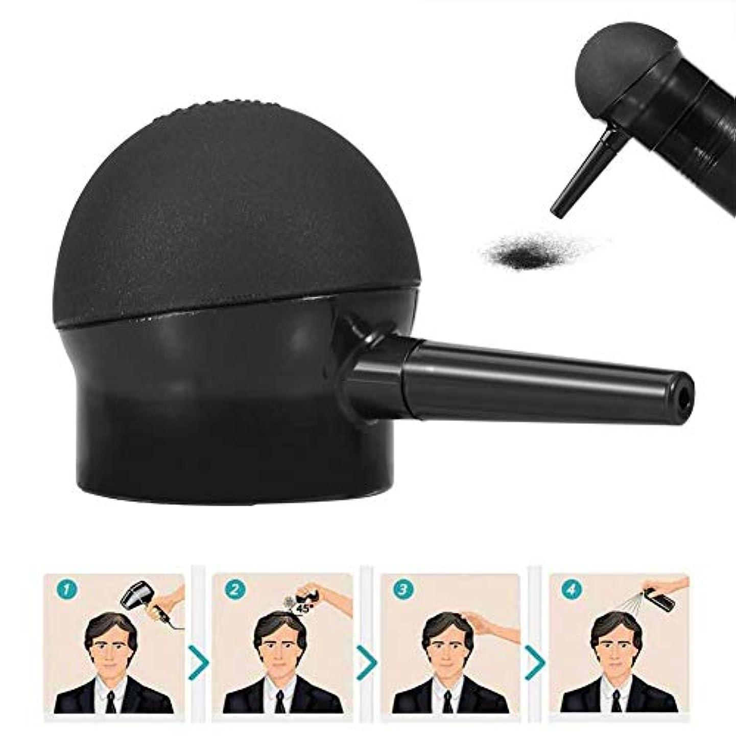 振り返る優遇細分化するヘアー 噴霧器、スプレー、アプリケーションヘア、ビルディング、ファイバー用ノズル、ヘア シックニング ツール