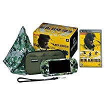 PSP「プレイステーション・ポータブル」 メタルギア ソリッド ピースウォーカー プレミアムパッケージ【メーカー生産終了】