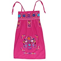 Mexican Clothing Co Womens Mexican Dress Traditional Strap-Strapless Sundress M CT